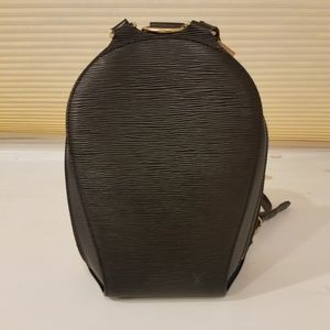 Louis Vuitton Epi Mabillion Backpack